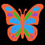 Kids Corner Preschool Sub logo_Butterfly