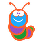 Kids Corner Preschool Sub logo_Caterpillar
